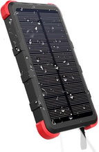Load image into Gallery viewer, OUTXE Savage IP67 Rugged Solar Power Bank 10,000mAh