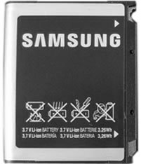 Samsung AB553446C Genuine Battery for SGH-F480 Giorgio Armani