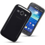 Samsung Galaxy Ace 3 Gel Cover - Black