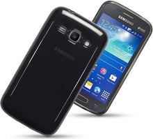 Load image into Gallery viewer, Samsung Galaxy Ace 3 Gel Cover - Black