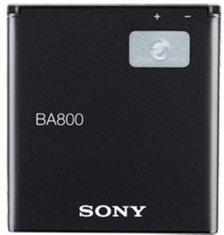 Sony BA800 Battery for Xperia S