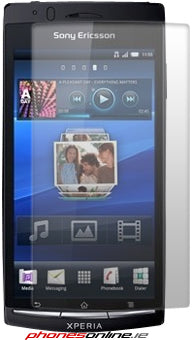 Sony Ericsson Xperia ARC Screen Protector (x2)