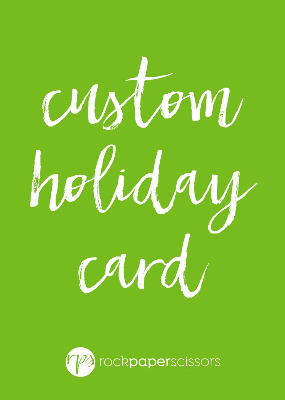 000 Custom Holiday Card