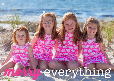 473 Merry Everything Photo Holiday Card