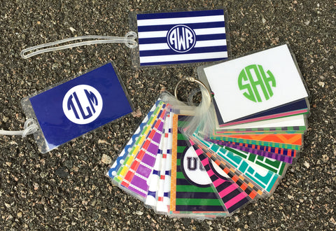 Personalized Bag Tags