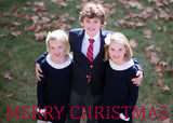440 Merry Christmas Photo Holiday Card