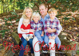 935 Merry Christmas Photo Holiday Card