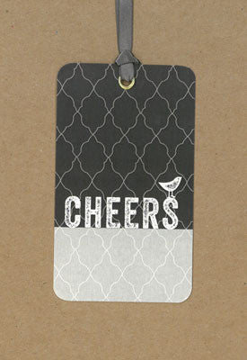 Gretchen Gray Say Anything Gift/Wine Tags