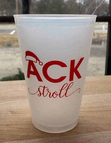 ACK Stroll Frost Flex Shatterproof Cups-Set of 10