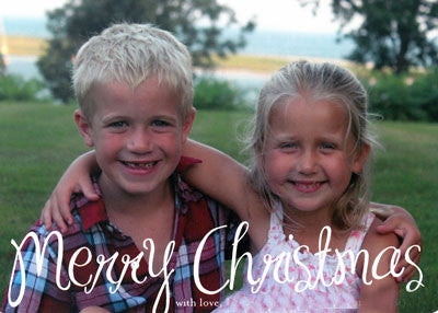 014 Merry Christmas Holiday Card