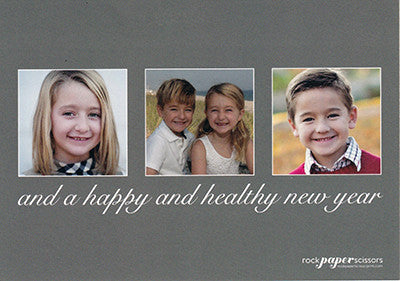 517 Joyful Photo Holiday Card