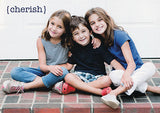 508 Cherish Photo Holiday Card