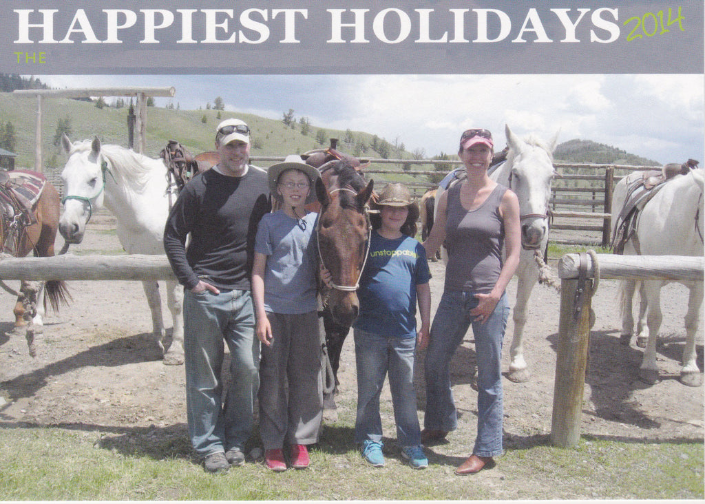 921 Happiest Holidays Photo Holiday Card