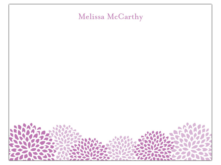 Heather Stationery/Notepad