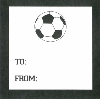 Sports Soccer Gift Sticker
