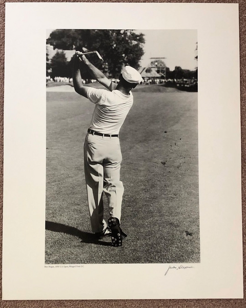 Ben Hogan 1959 US Open Winged Foot Golf Club (Jules Signature Included)
