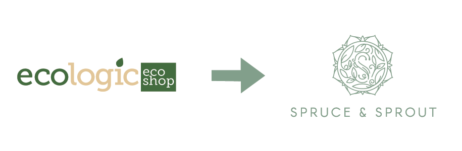 Spruce & Sprout - Name change