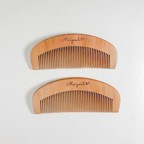 natural hair comb