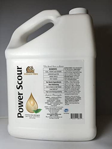 One Gallon Power Scour GROUP SALE AND REDUCED SHIPPING
