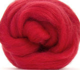 1lb Corriedale Combed Top MANY COLORS!  Great for spinning and felting! PRE-ORDER
