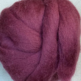 1lb Romney Combed Top COLORS!!  NEW!!
