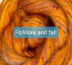 1lb Folklore and Fall Combed Top