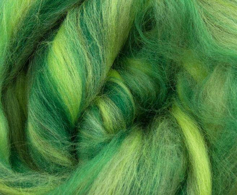 1lb Merino IRISH SPRING GREEN   ON ORDER