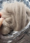 1lb Mink Combed Top BROWN