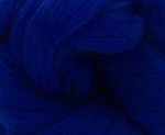 1lb Royal Blue Superfine Merino Combed Top 18.5mic