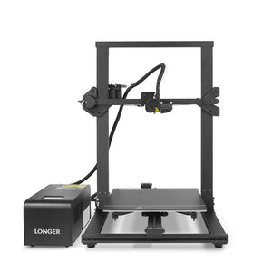 LK1 FDM 3D Printer - LONGER | Most Affordable 3D Printer