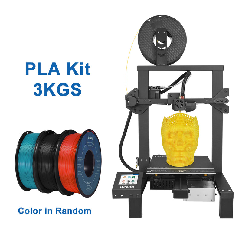 LK4 FDM 3D Printer  |  LONGER | Most Affordable 3D Printer