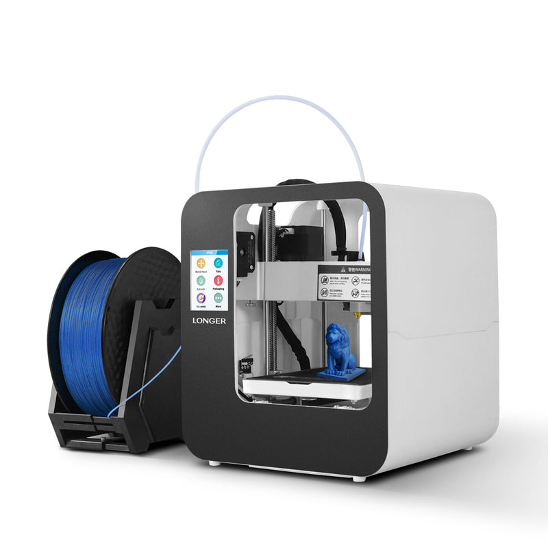 Cube 2 3D Printer - LONGER | Most Affordable 3D Printer