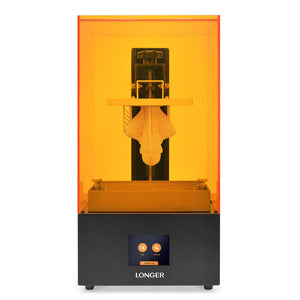 Orange 30 Resin 3D Printer - LONGER | Most Affordable 3D Printer