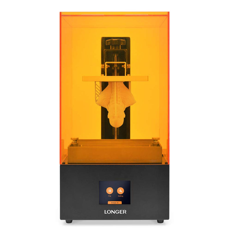 Orange 30 Resin 3D Printer  |  LONGER | Most Affordable 3D Printer