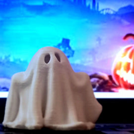 LONGER 3D Halloween Deal, Share us your Holloween printed, get free PLA filament, get more fan.