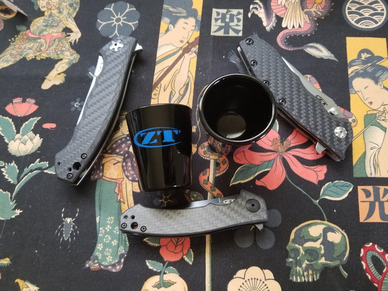 ZT shot Glass