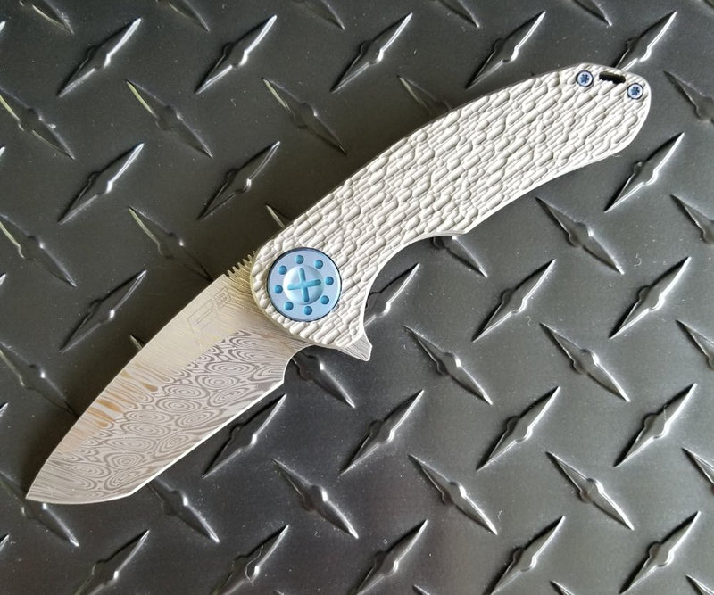 Medium F3 Damasteel FJ