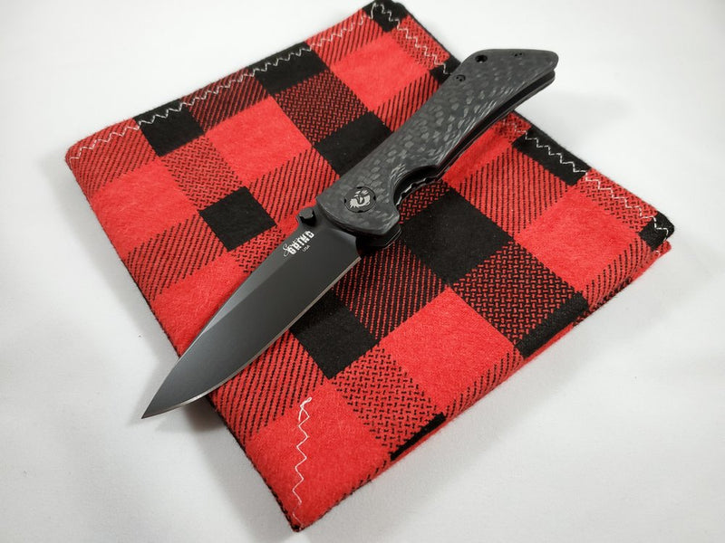Spider Monkey Carbon Fiber PVD
