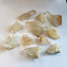 Load image into Gallery viewer, Clear Quartz Manifestation Crystal - Inner Manifestation