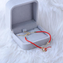 Load image into Gallery viewer, Handmade Red String Lucky Bracelet - Inner Manifestation