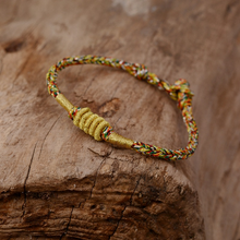 Load image into Gallery viewer, Tibetan Buddhist Dragon Knots Lucky Bracelet - Inner Manifestation