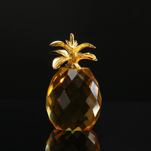 Load image into Gallery viewer, Feng Shui Crystal Pineapple Art Collection