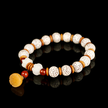 Load image into Gallery viewer, Natural Bodhi Seed Enlightenment Bracelet - Inner Manifestation