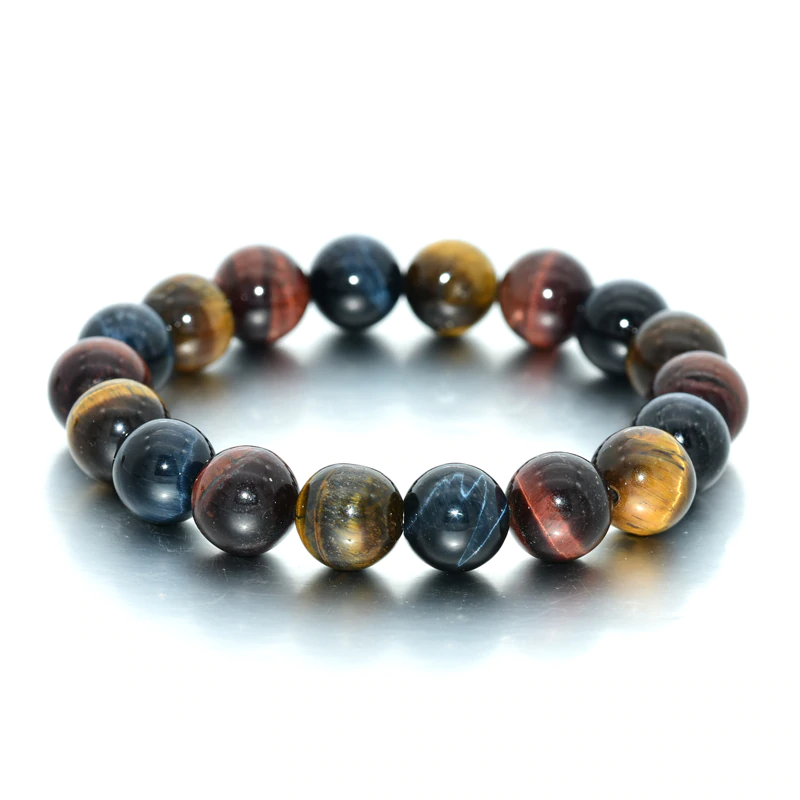 Tiger Eye Protection Bracelet - Inner Manifestation