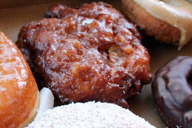 Apple Fritter Or Cinnamon Roll (Donuts)