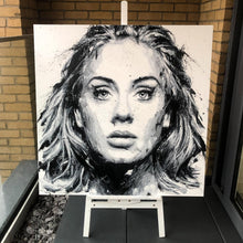 Load image into Gallery viewer, Adele ORIGINAL PAINTING