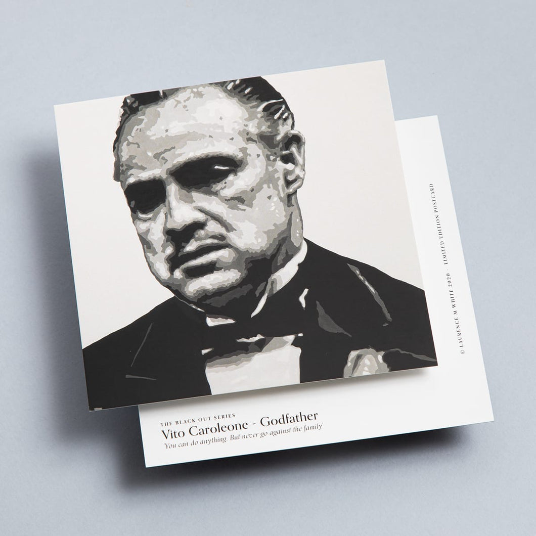 Godfather Limited Edition Mini Print