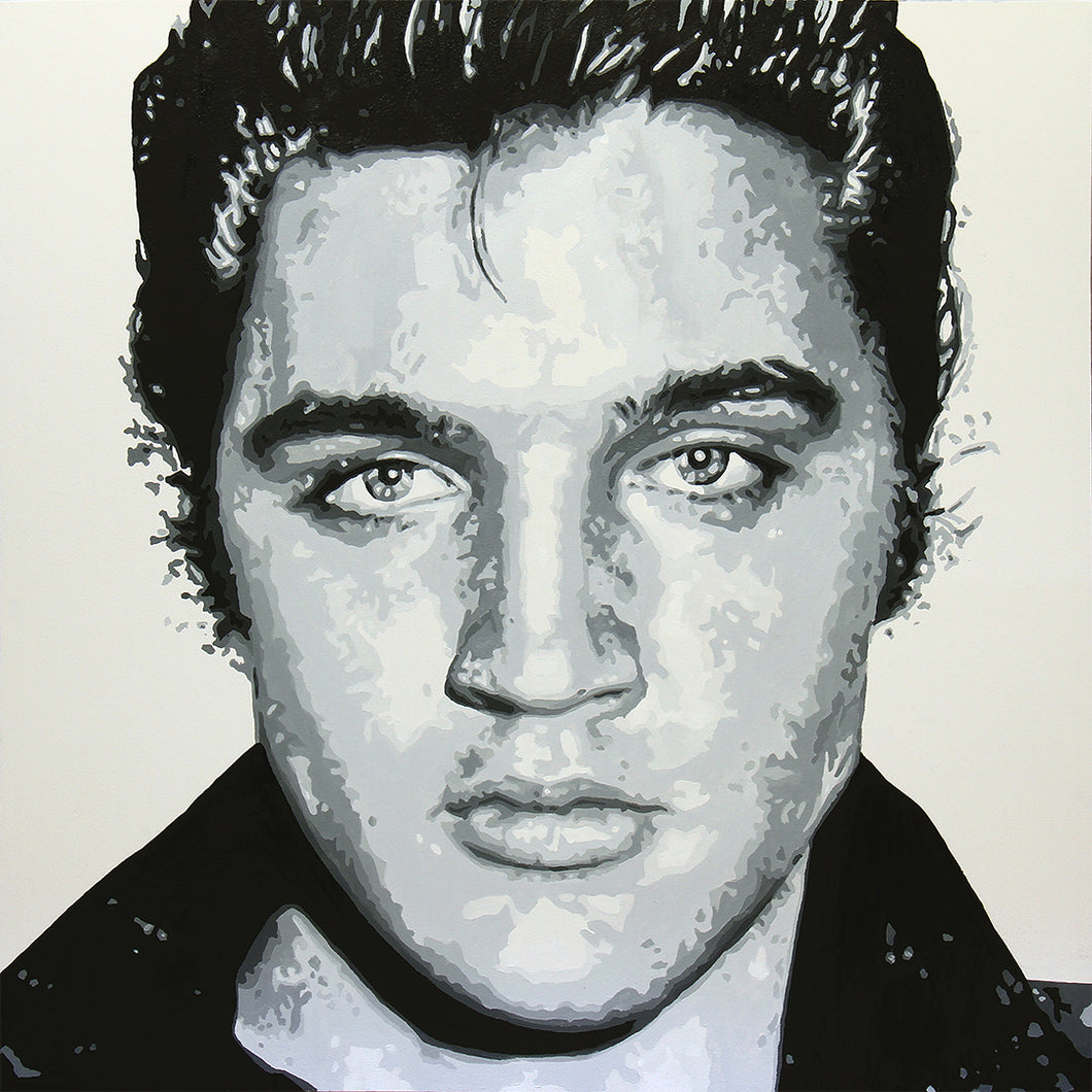 Elvis Presley Limited Edition PRINT