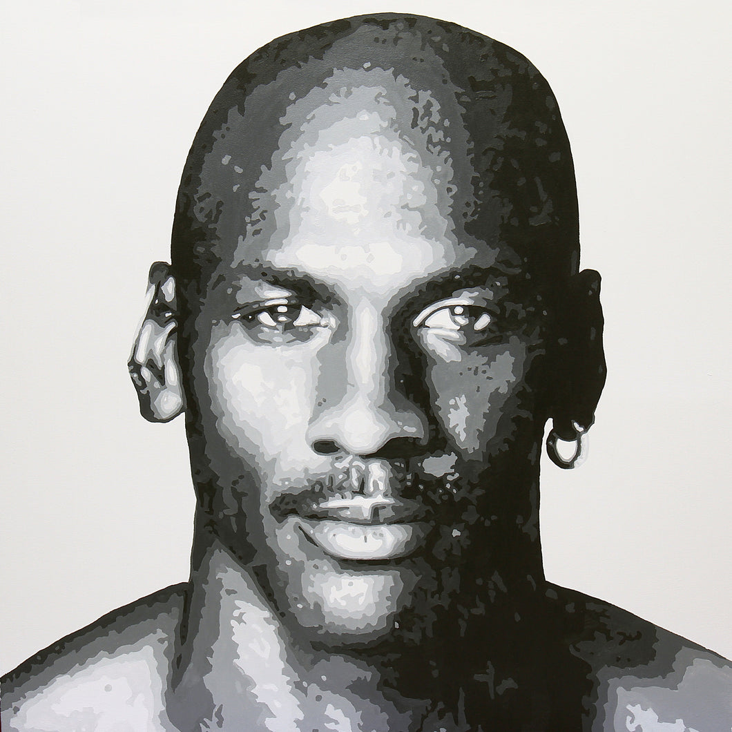 Michael Jordan Limited Edition PRINT