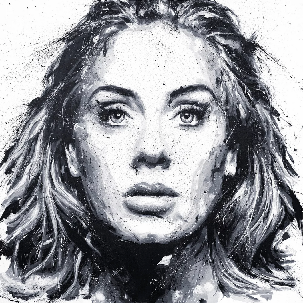Adele Limited Edition PRINT